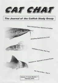 Catfish Study Group Journal